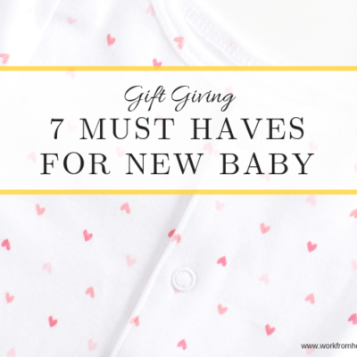 Great New Baby Gifts
