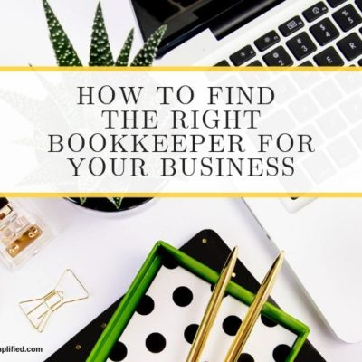 How to find the right bookkeeper