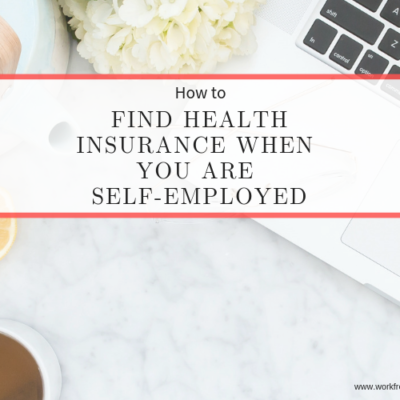 How ro find Health Insureace When You are Self Employed